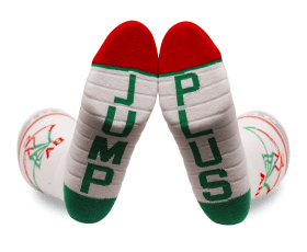 Jumpplus World Socks