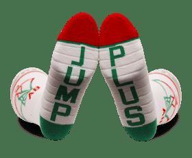 Jumpplus World Socks