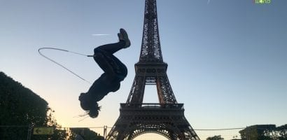 Jumpplus World in Paris