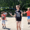 Jump rope for school children