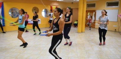 Jumpplus Fitness Class - Jump with us! Siófok, Hungary #jumprope
