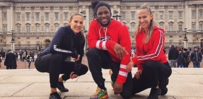 Jump Rope in London, United Kingdom with the Jumpplus World crew! Rope Skipping to its fullest! Premium fitness program!