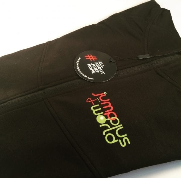 Jumpplus Hoodie! For those who like to keep warm