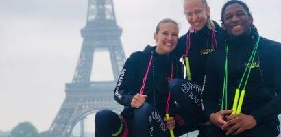 Jump Rope in Paris