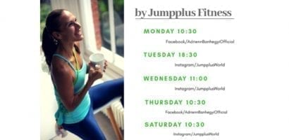 Jumpplus Fitness Stay at Home