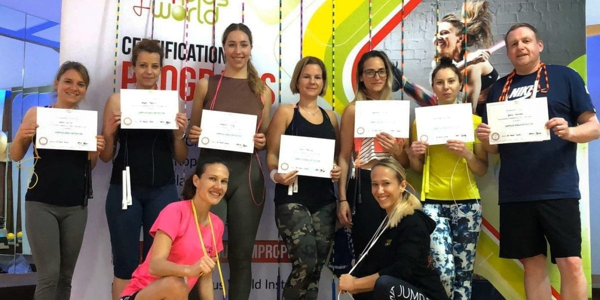 Jumpplus Instructor Course