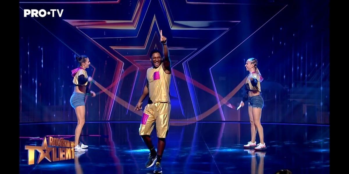 Jumpplus World - Romania's Got Talent