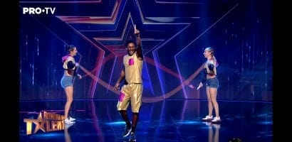 Jumpplus World - Romania's Got Talent