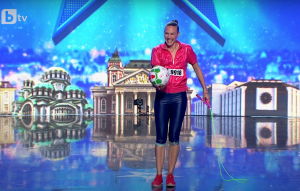 Bulgaria's Got Talent - Adrienn Jump Rope Performance