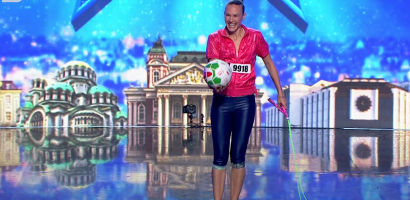 Bulgaria's Got Talent - Adrienn Jump Rope Performance