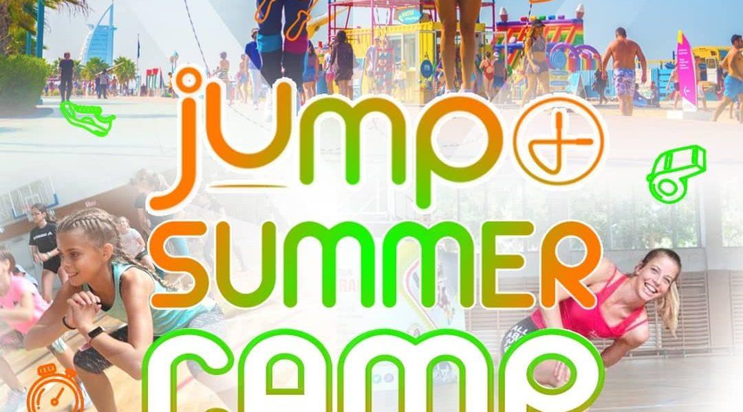 Jumpplus Summer Camp